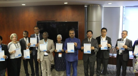Working for a Tobacco Free Universe: Highlights from MPOWER Research Group Subcommittee Meeting, Hyderabad, India