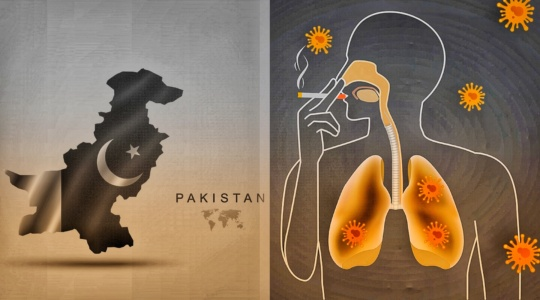 Smoking Patterns and COVID-19: Evidence from Pakistan